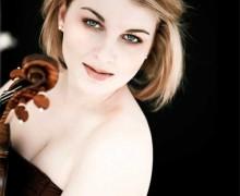 Caroline Goulding, violon