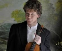 Corey Cerovsek, violon