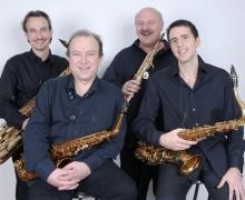 Quatuor « Inédits », saxophones