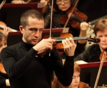 Tedi Papavrami, violon