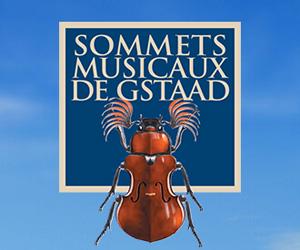 LES SOMMETS MUSICAUX DE GSTAAD – 20e ANNIVERSAIRE