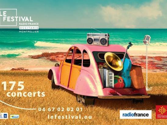 Festival de Radio France et Montpellier Languedoc-Roussillon 2018