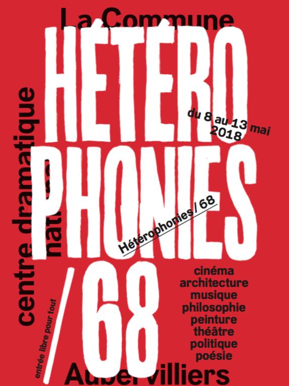 Hétérophonies/68