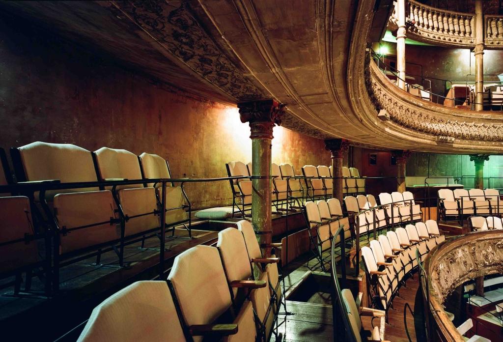 Théâtre des Bouffes du Nord – LA BELLE SAISON 2017/2018