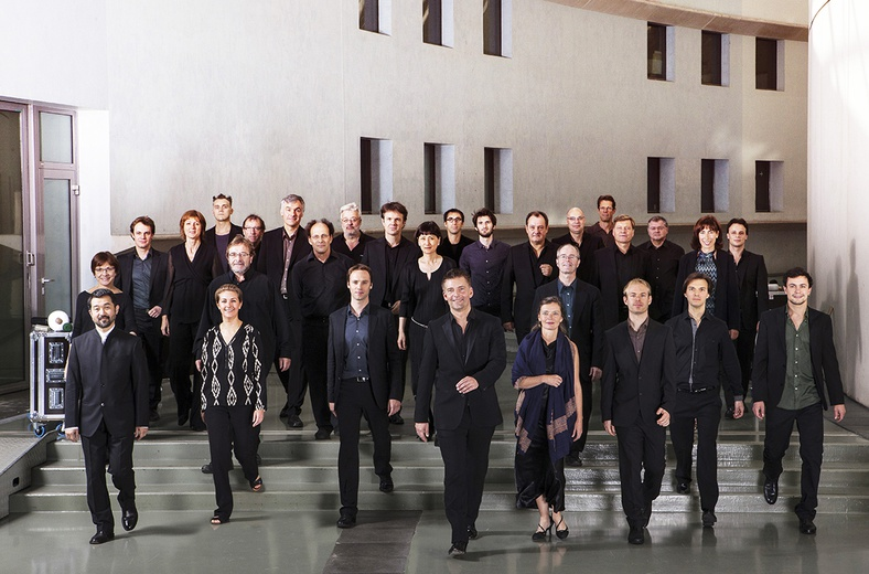 Archivé: Ensemble Intercontemporain : concerts 2018