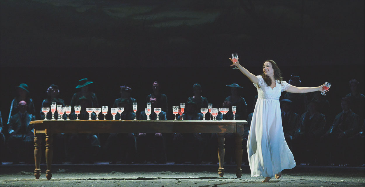 LUCIA DI LAMMERMOOR – NOUVELLE PRODUCTION