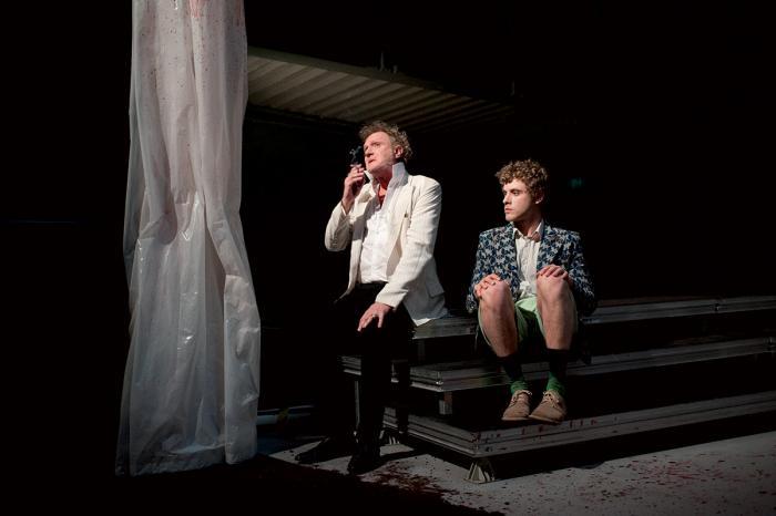 Archivé: Don Karlos de  Schiller mis en scène par Catherine Umbdenstock
