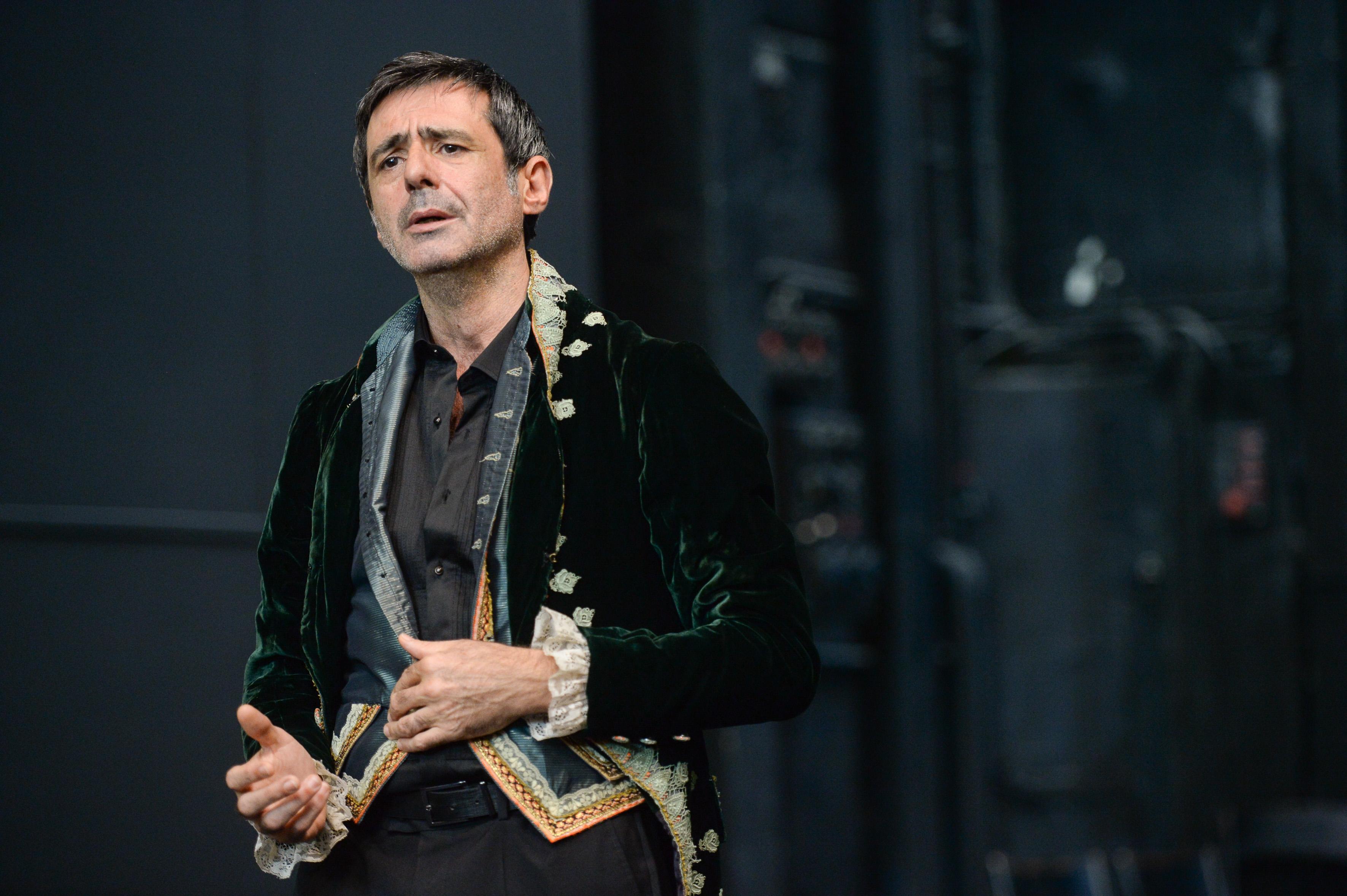 Archivé: Dom Juan de Molière mis en scène par Marie-José Malis