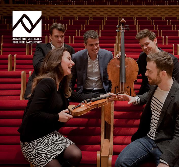 Archivé: Académie Musicale Philippe Jaroussky : concert final