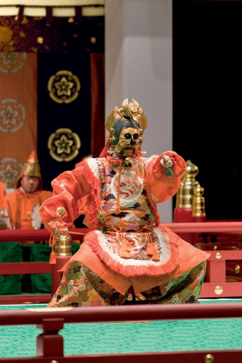 gagaku impérial