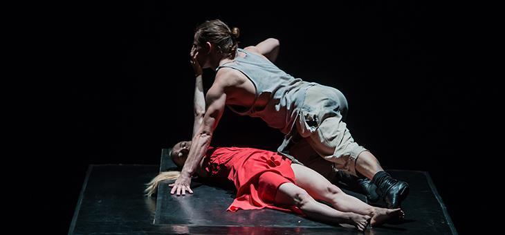Archivé: Ballet Preljocaj : ROMÉO ET JULIETTE