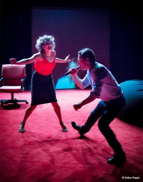 Archivé: La vie trépidante de Laura Wilson de Jean-Marie Piemme, une mise en scène de Jean Boillot