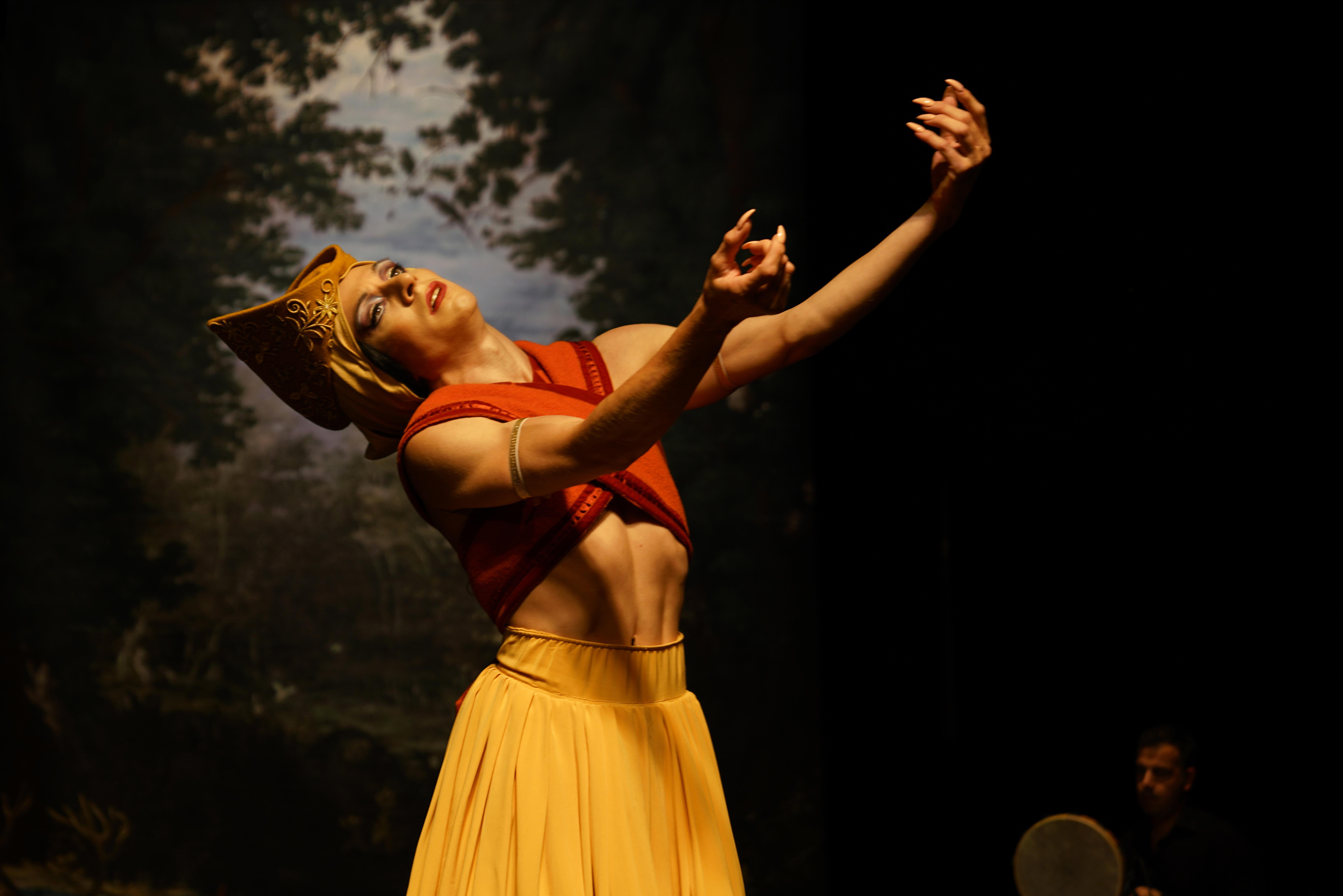Archivé: Festival Danse Solo organisé par le CNDC d'Angers