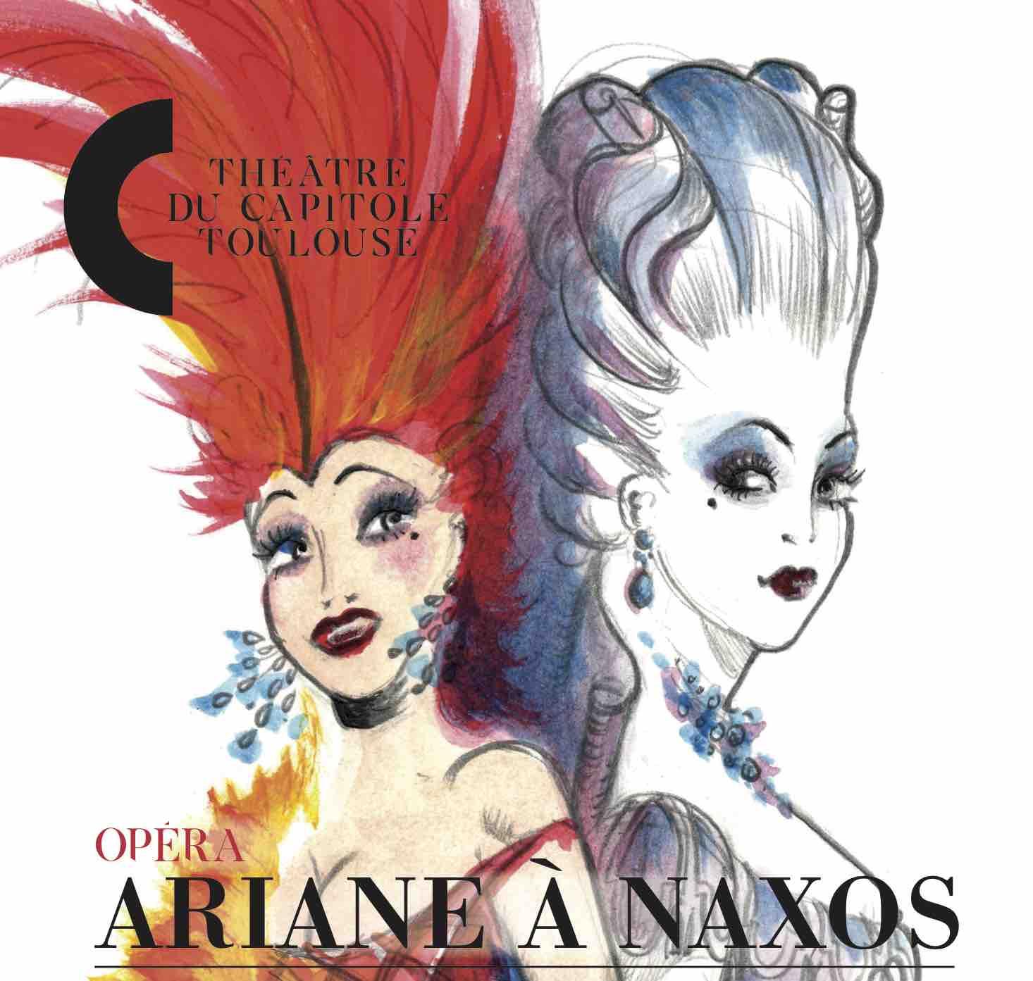 Archivé: «ARIANE A NAXOS» – THEATRE DU CAPITOLE / TOULOUSE