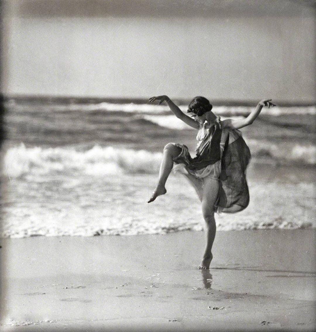 Isadora Duncan de Jérôme Bel