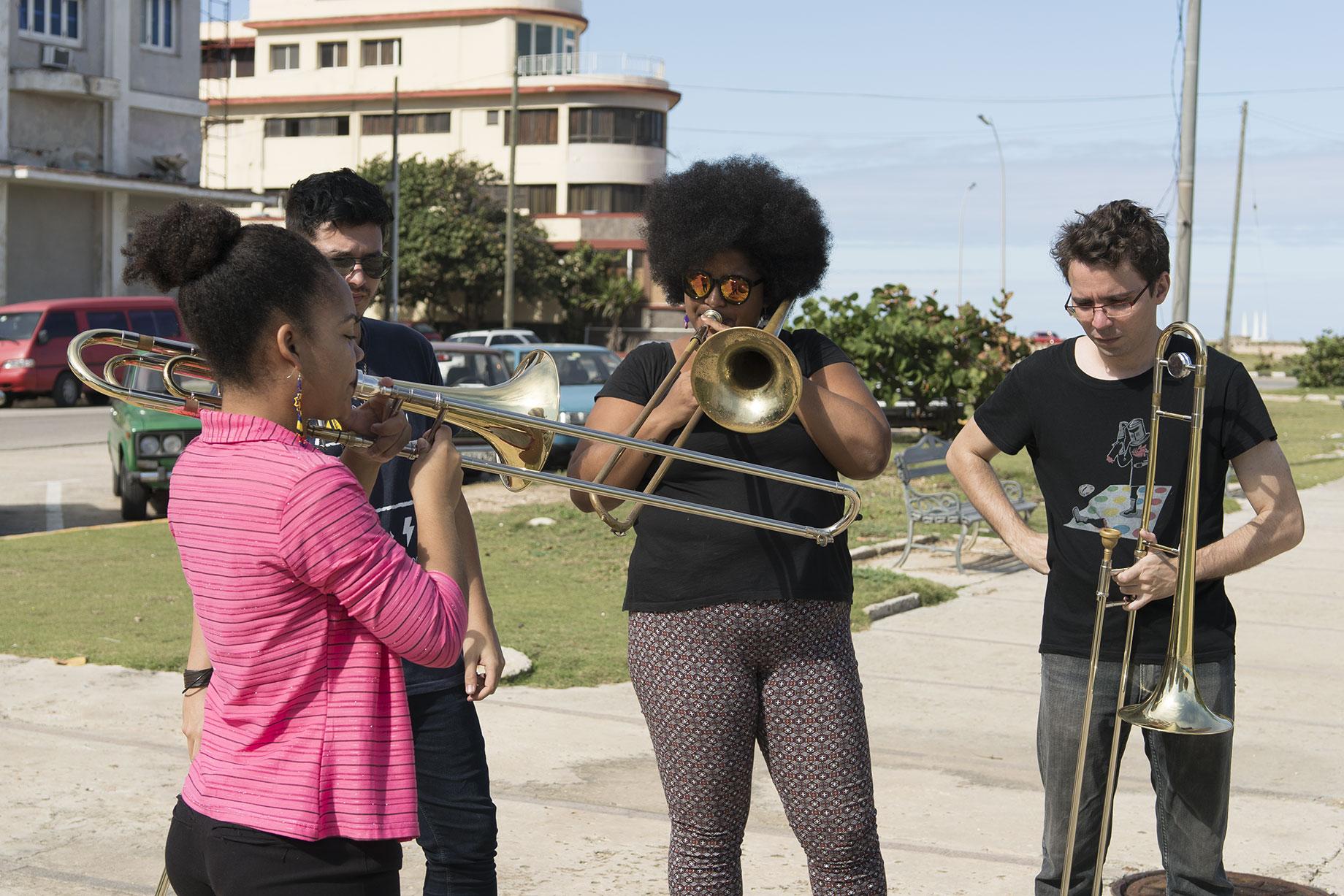 Granma. Les trombones de La Havane de Stefan Kaegi – Rimini Protokol