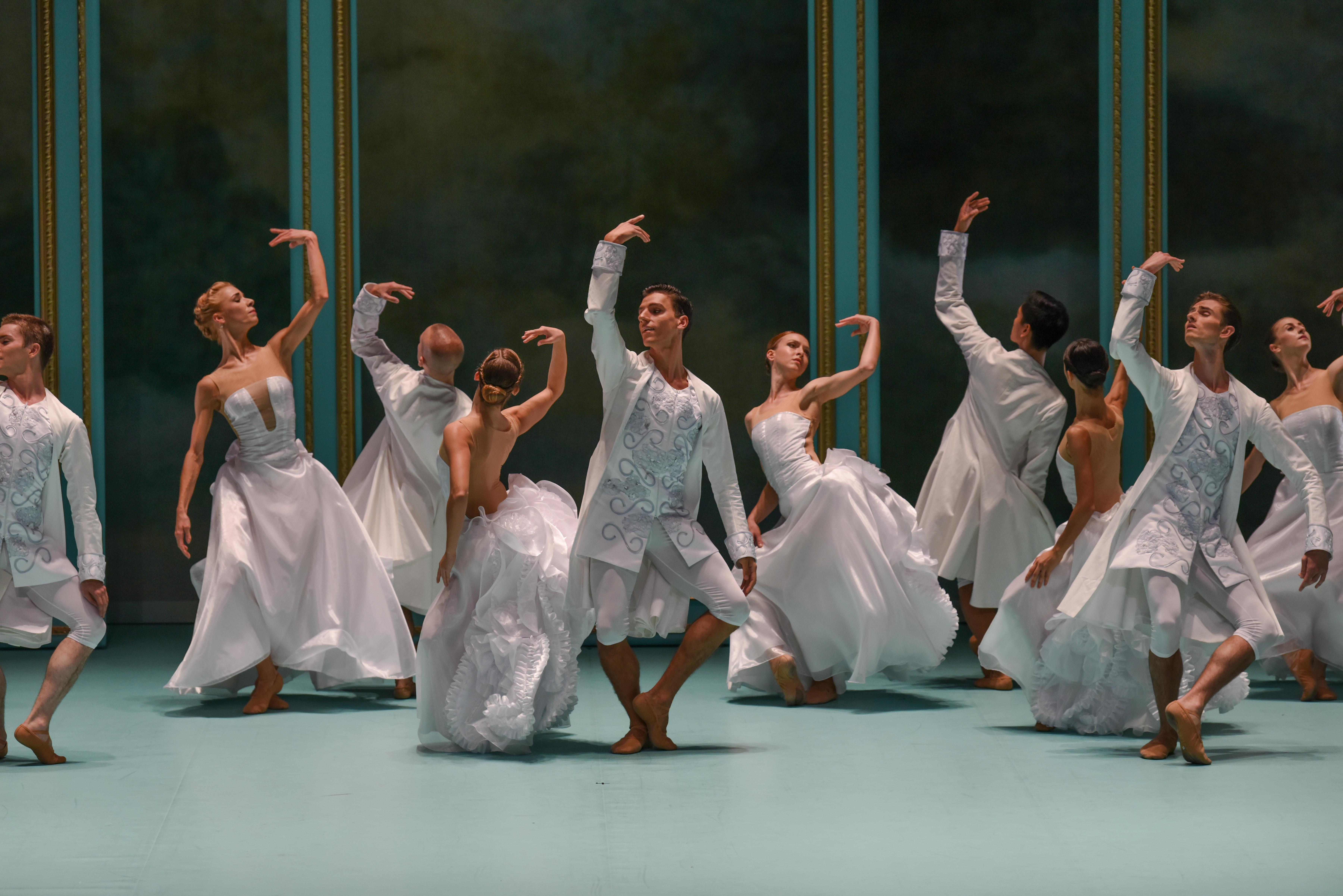 Marie-Antoinette – Ballet de Biarritz – Thierry Malandain