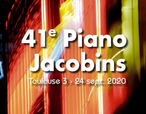 FESTIVAL PIANO JACOBINS 2020