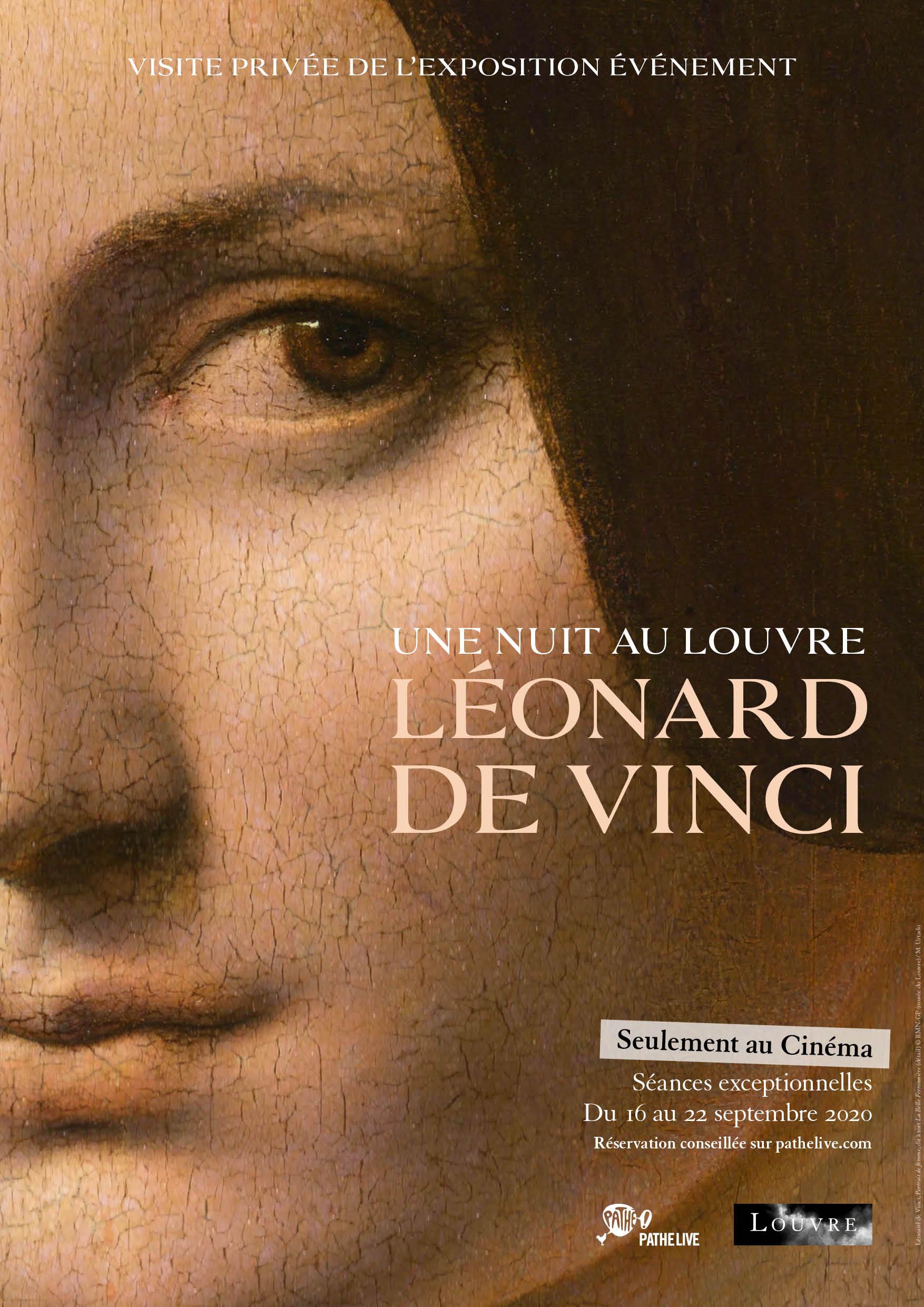 Archivé: UNE NUIT AU LOUVRE : LEONARD DE VINCI / AU CINEMA