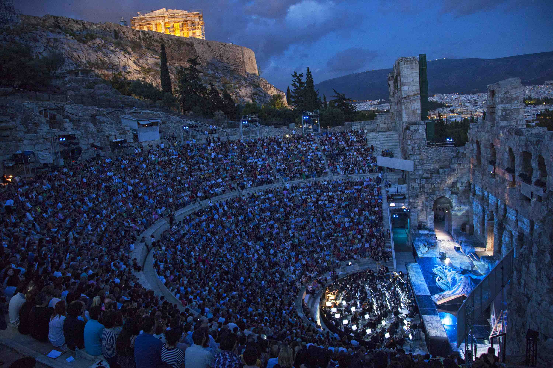 Archivé: GREEK NATIONAL OPÉRA / OPÉRA D'ATHÈNES – ETE 2020