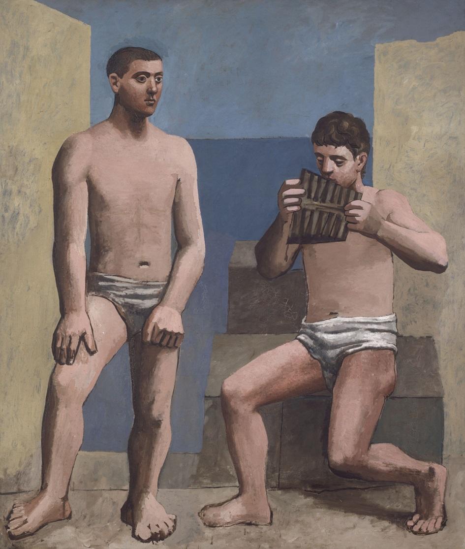 Archivé: Exposition «Les Musiques de Picasso» / Philharmonie de Paris