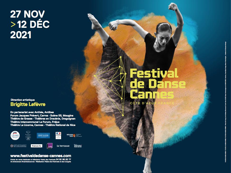 FESTIVAL DE DANSE CANNES-CÔTE D'AZUR