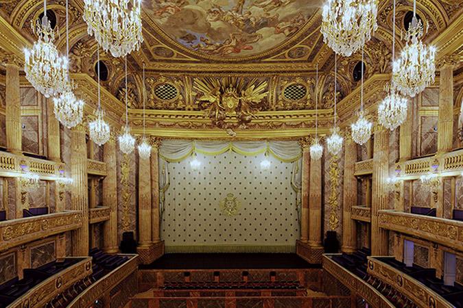 Archivé: château DE VERSAILLES Spectacles : musique et opéra
