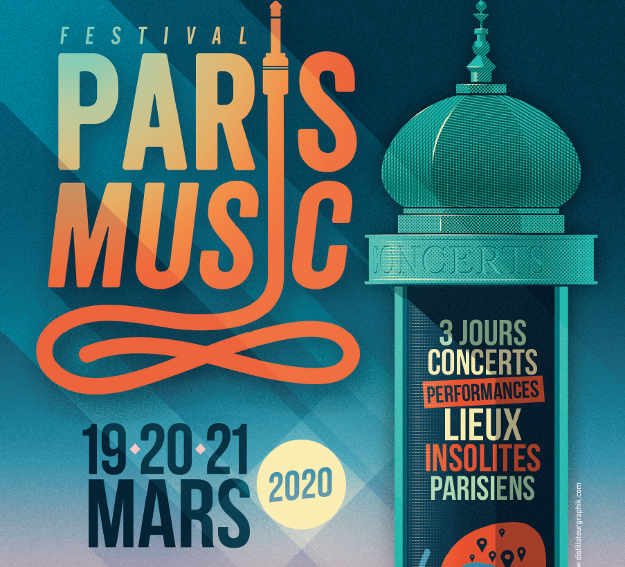 Archivé: Festival Paris Music 2020