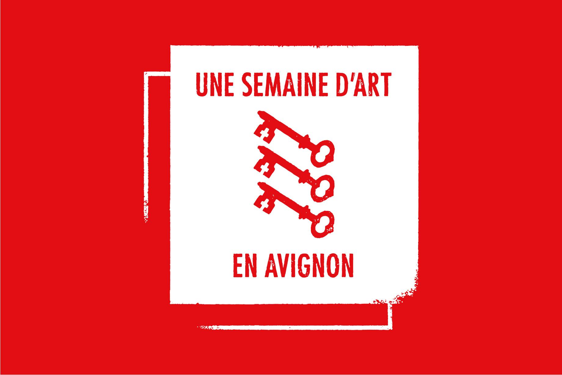 Archivé: UNE SEMAINE D'ART EN AVIGNON